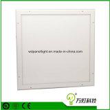 603*603*10 PI65 115lm/W Driver Li-Fud Forro de painel de LED de luz para baixo