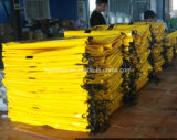 Baixo preço à prova de água, estocagem de PVC durável