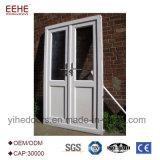 Portello di vetro della cerniera di alluminio su ordinazione per il prezzo esterno
