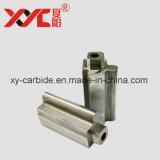 Pièces spéciales de forme de carbure de tungstène d'approvisionnement d'OEM diverses