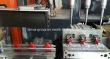 Máquina de moldeo por soplado de fluido correcto