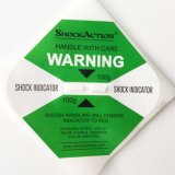 Het Etiket van het Effect van Shockwatch voor Chirurgische Instrumenten