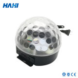 LED 무선 Bluetooth 가벼운 소형 결정 LED 디스코 공