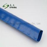 Boa qualidade de PVC flexível de borracha Layflat Irrigação