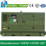 30kw 38kVA Cummins alimentano il generatore diesel insonorizzato con il regolatore elettrico