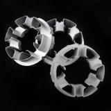Los muestreadores personalizados piezas fabricadas en aluminio mecanizado CNC Al6061 claro las piezas de aluminio anodizado