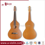 Corda de alta qualidade vinculativas Hawaii Weissenborn Guitar (AW100R)