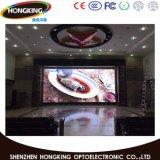 Mietqualität Innenfarbenreiche Bildschirmanzeige LED-P6