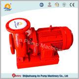 Monoblock 전기 닫히는 연결 원심 화재 물 순환 펌프