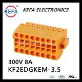 Bloco de terminais conectáveis 3,5mm PCB