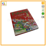 Impression élevée de bande dessinée d'enfants de Qaulity (OEM-GL002)