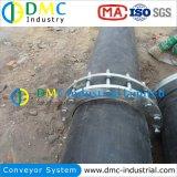 L'aile Marine Engineering sur des travaux de dragage de tuyaux en polyéthylène haute densité
