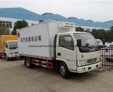Camion médical de transport d'ordures de clinique de 5 de T de transfert roues du camion 6