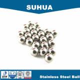 304 304L 316 316L 420 420 bolas de acero inoxidables de la bola de la precisión 440c para el rodamiento