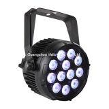Vello RGB LED 동위는 당 (LED EIF Colorpar-12 3in1)를 위한 빛을 상연할 수 있다