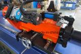 Dobladora del nuevo de los programas pilotos de Dw38cncx3a-2s tubo cuadrado servo del CNC