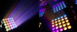 LEIDEN van de Wasmachine van de Muur van de Matrijs van het Pixel RGBW van de Verkoop 25X10W van de fabriek Direct 4in1 Bewegend Hoofd met Ce