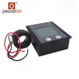 Pzem-011 360 amperímetro Power+Coil CT da tensão da fase monofásica 0-100A da C.A. do LCD do grau