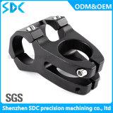 3/4/5軸線CNCの機械化のバイクのコンポーネントの精密によって機械で造られる/Aluminumのバイクの茎