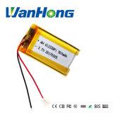 batterie intelligente de 612338pl 500mAh pour Bluetooth/MP3/4/5