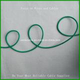 Fio elétrico do PVC do cabo flexível para o edifício e a luz