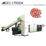 Botella de plástico de HDPE resistente Rectificación de la máquina de peletización