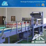 Пластиковые бутылки термоусадочную упаковку упаковочные машины (АК-250A)