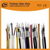 Una buena calidad y mejor precio de 50 ohmios cable coaxial RG8 Cable cableado