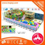Детский крытый развлекательный оборудование мягкая игровая площадка