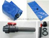 Serbatoio di acqua del PVC di alta qualità per irrigazione e bere animale