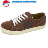 Neue Farben-beiläufige Schuhe für Mann-Segeltuch-Oberleder mit Funkeln
