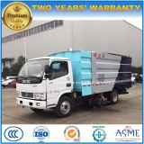 Carro eficiente de la succión del polvo del alto coste del barrendero del vacío de Dongfeng 4X2
