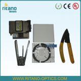 Mu/PC kies Optische Schakelaar van de Vezel van Wijze de Simplex 2.0mm met Lager Verlies bij 0.15dB uit