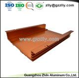 Radiatore di profilo della lega di alluminio di materiale da costruzione