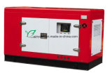 GF3/46kw Shangchaiの防音のディーゼル発電機セット