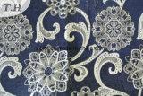 Yemen-Entwurfs-Chenille-Sofa, das Material (fth31833A, bildet)