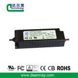 Fuente de alimentación impermeable vendedora caliente del LED 56W 24V 2.1A IP65