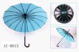 Новые нервюры вычуры 16 типа подгоняют зонтик Pagoda печати оптовый