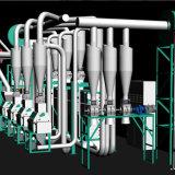 máquina de la molinería 20t para el maíz de China