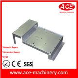 CNC que estampa el corchete de la fabricación de metal de hoja