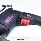 Machine de forage de routage Makute copie Perceuse d'impact de l'alimentation