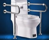 Het Roestvrij staal van de Staaf van de Greep van de Veiligheid van de Vorm van U van de onbekwaamheid voor Toilet en Badkamers