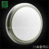 LED-Fieberhitze-Montierungs-Deckenleuchte mit bereiftem Glasdeckel