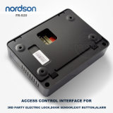 Fr-S20 het Systeem van het Toegangsbeheer van de Vingerafdruk van het netwerk Met Identiteitskaart