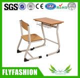 Solo escritorio del estudiante barato de la sala de clase con la silla (SF-27S)