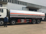 Camion de Bowser d'essence du camion-citerne aspirateur de roues de HOWO 10 30000L