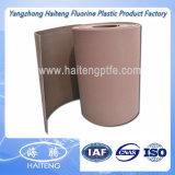 Listra de alta pressão bronzeada 40% enchida do guia de PTFE