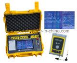 Verificador do prendedor de relâmpago do óxido de zinco