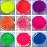 Pigmento fluorescente multicolor de la pintura del coche, polvo de neón para Víspera de Todos los Santos