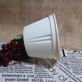 Disponible cómodo durable de Eco del tazón de fuente de papel de la maicena